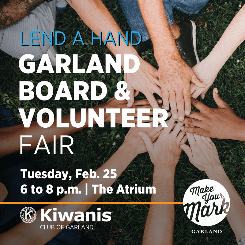Board Volunteer Fair 2020
